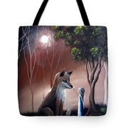A Midnight Moment By Shawna Erback Tote Bag