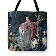 A Midsummer Nights Dream Hermia Tote Bag
