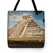A Mighty Ruin Tote Bag
