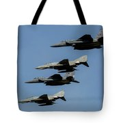 A Mixed Formation Of U.s. Air Force Tote Bag