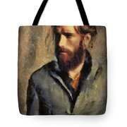 A Modern Day Edouard Tote Bag