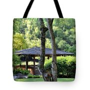 A Moment Of Tranquility Tote Bag