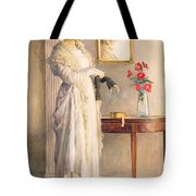 A Moment's Reflection Tote Bag