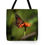 A Monarch Butterfly 2 Tote Bag