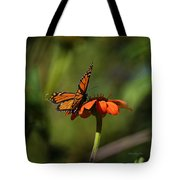 A Monarch Butterfly 4 Tote Bag
