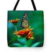 A Monarch Tote Bag