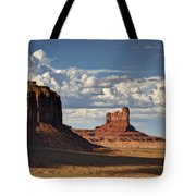 A Monumental Morning  Tote Bag