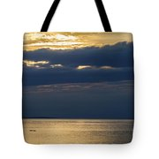 A Moray Firth Sunset Tote Bag