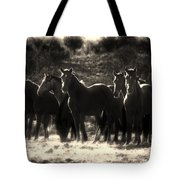 A Morning Moment Tote Bag