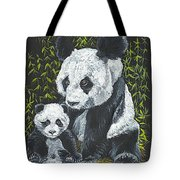 A Mothers Devotion Tote Bag