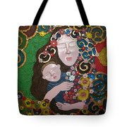 A Mother's Lullaby Tote Bag