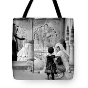 A Mother's Moment Tote Bag