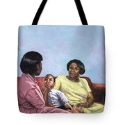A Mothers Strength Tote Bag