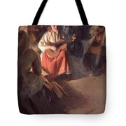 A Musical Family Tote Bag