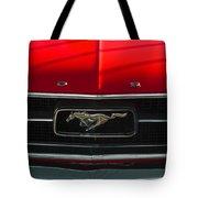 A Mustang  Tote Bag