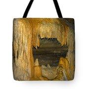 A Natural Big Mouth Tote Bag