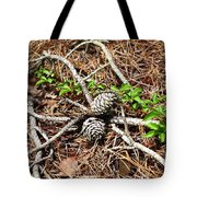 A Natural Gathering Tote Bag