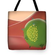 A Natural Killer Cell Of The Innate Tote Bag by Stocktrek Images
