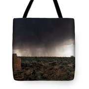 A Navajo 'male' Rain Tote Bag