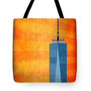 A New Day - World Trade Center One Tote Bag