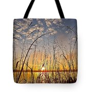 A New Day Begins ... Tote Bag