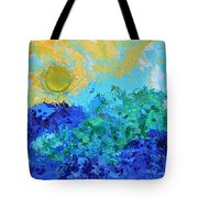 A New Day Full Of Promises Tote Bag