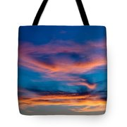 A New Day Starts Tote Bag