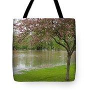 A New Pond Tote Bag