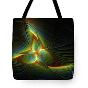 A New Star Is Born Tote Bag by Deborah Benoit