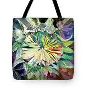 A New Sun Flower Tote Bag