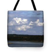 A Nice Day To Be In Washington Tote Bag
