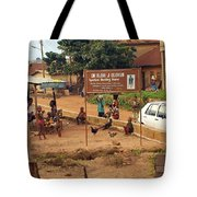 A Nigerian Doctor's Office Tote Bag