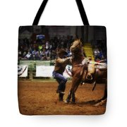 A Night At The Rodeo V13 Tote Bag