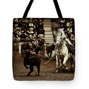 A Night At The Rodeo V14 Tote Bag