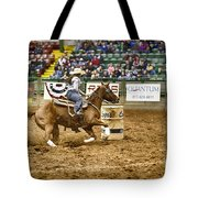 A Night At The Rodeo V20 Tote Bag