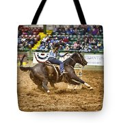 A Night At The Rodeo V21 Tote Bag