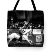 A Night At The Rodeo V33 Tote Bag