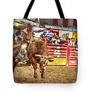 A Night At The Rodeo V5 Tote Bag