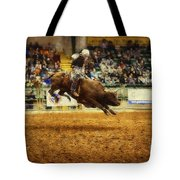 A Night At The Rodeo V7 Tote Bag