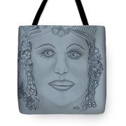 A Nubian Princess Tote Bag