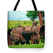 A Once Mighty Beast Tote Bag