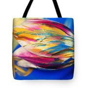 A Painted Tulip. Tote Bag