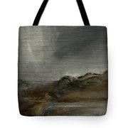 A Painting A Day 7 Abstract Landscape Painting Original Signed Painting  Tote Bag