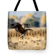 A Pair Of Aleutians Landing Tote Bag