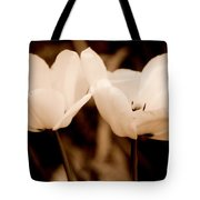 A Pair Of Tulips Tote Bag
