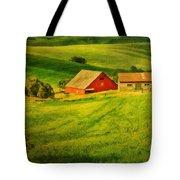 A Palouse Farm Tote Bag