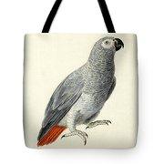 A Parrot Tote Bag