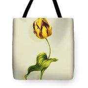 A Parrot Tulip Tote Bag