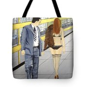 A Passing Fancy Tote Bag