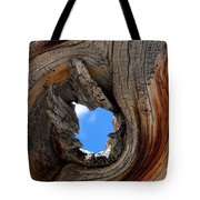 A Patch Of Blue Tote Bag